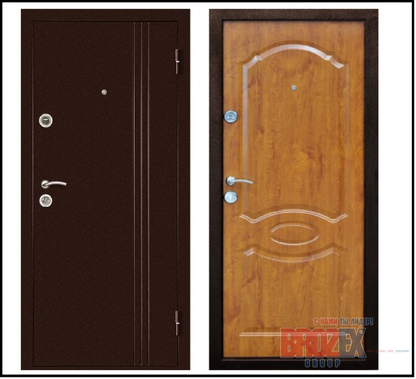 купить входную дверь толщина 40 мм